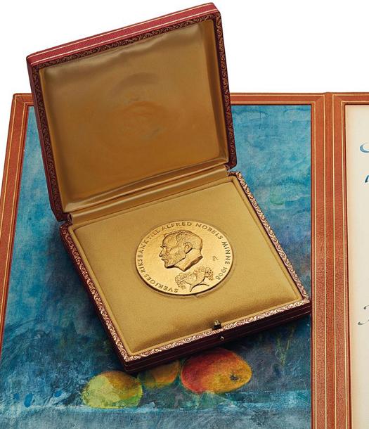 جائزة نوبل وحلم العلماء العرب