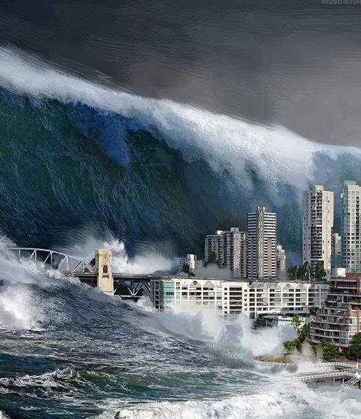 اليوم العالمي للتوعية بأمواج التسونامي